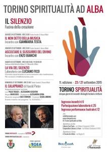 Torino Spiritualità ad Alba